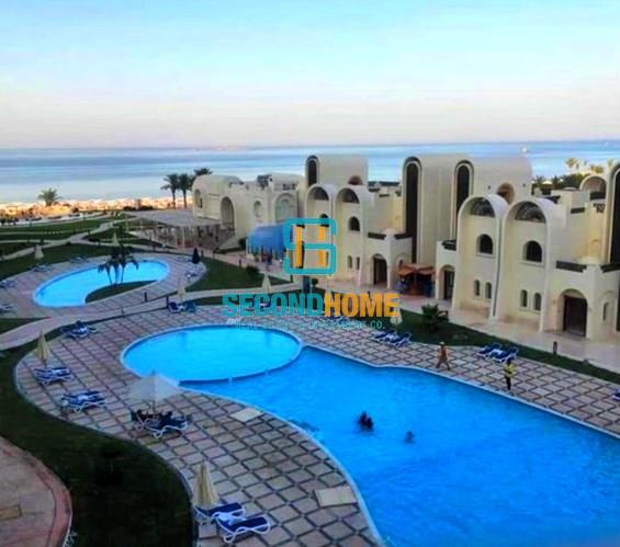Studio with Sea View-fully furnished in Sahl Hasheesh
